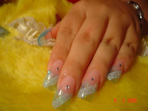 imagenes uñas decoradas postizas imagenes de u 241 as postizas taringa