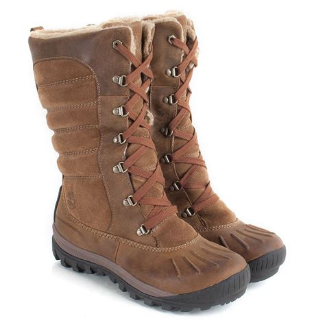 womans timberland boots timberland earthkeepers 174 mount lace duck