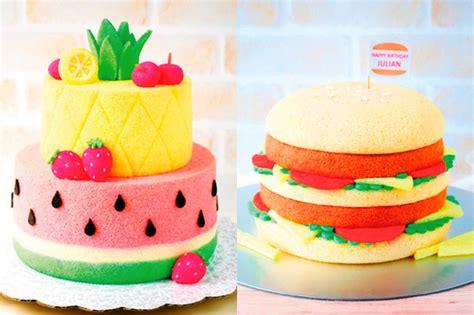 kids birthday cakes  singapore  singapore womens weekly