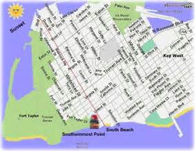 maps key west florida key west map free printable maps