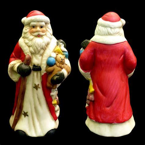 classic porcelain santa claus figure midwest importers