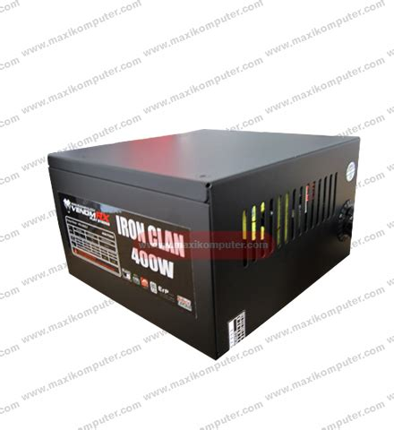 Dazumba Dz 450w power supply venomrx iron clan 400w