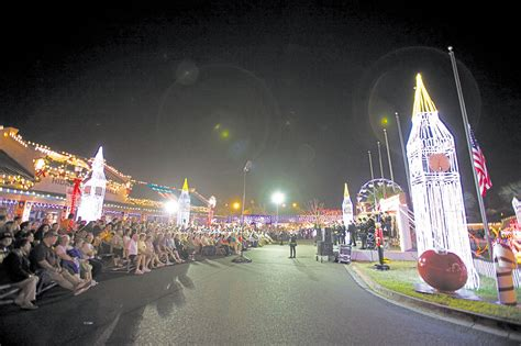hidalgo lights festival hours hidalgo s christmas tradition lights up the night sky