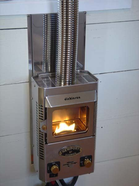 Tiny House Tour This Tiny House Tiny House Propane Heater