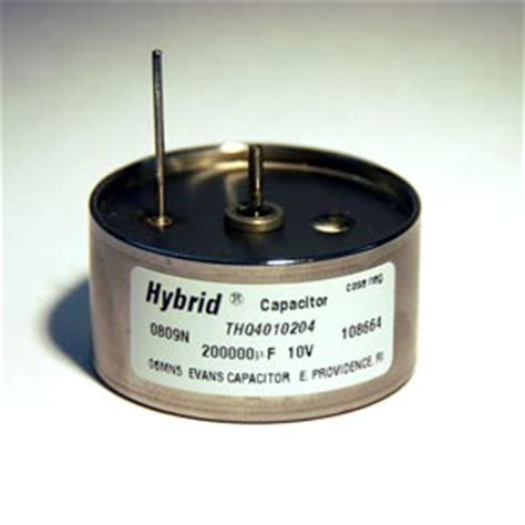 hybrid capacitor thq4 series hybrid capacitor