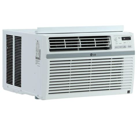 8000 btu air conditioner with heat lg electronics 8 000 btu window air conditioner with