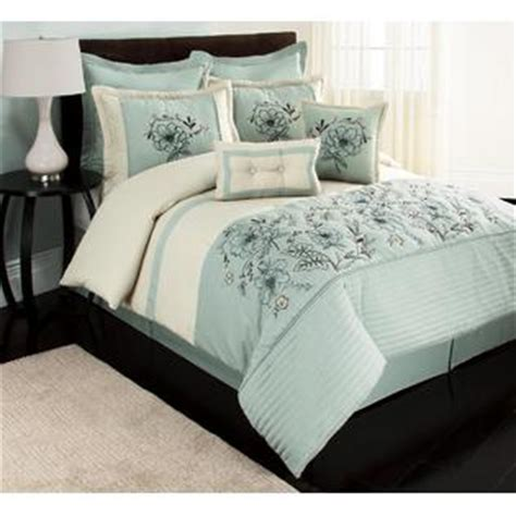 blue floral comforter bed set find soft luxury bedding at