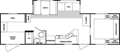sunnybrook rv floor plans sunnybrook rv floor plans meze blog