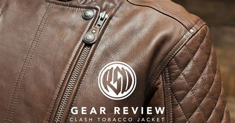 gear review rsd barfly gloves return of the cafe racers gear review rsd clash tobacco jacket return of the