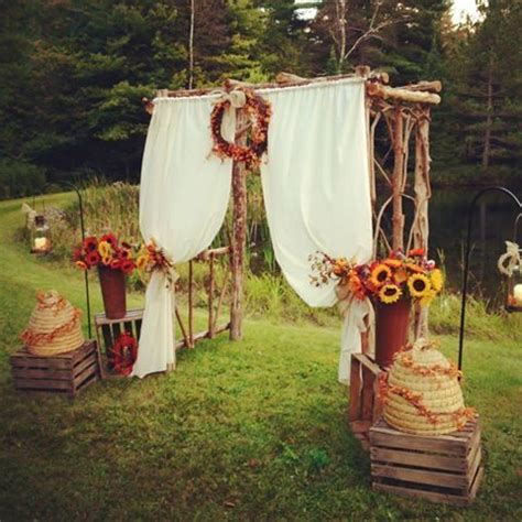 backyard wedding ideas for fall 28 images simple cheap