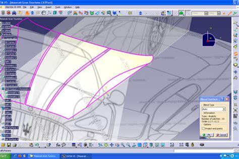 tutorial car design in catia v5 part 1 tutorial car design in catia v5 part3 grabcad