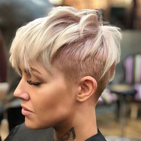 25  Short Edgy Haircuts 2018 and the Attractive Options