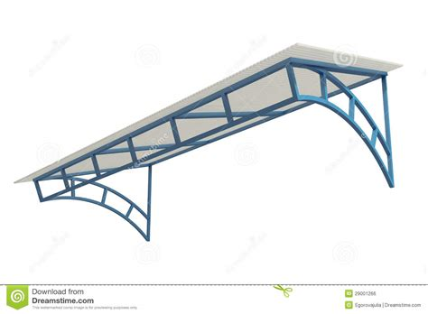 Awning And Canopy Wrought Iron Canopy Royalty Free Stock Image Image 29001266