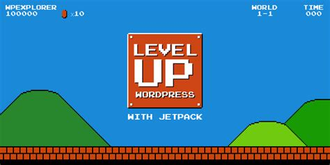 jetpack modules to level up your website