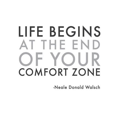 comfort zone quotes wall quotes wall decals comfort zone