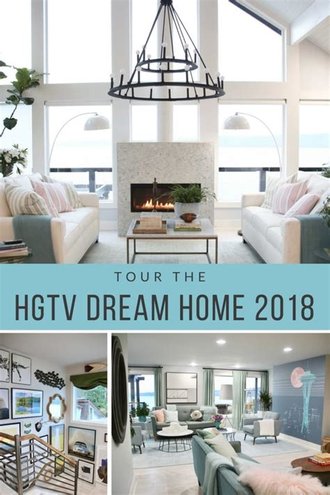 Luxurious Bedroom Ideas spectacular private tour of the 2018 hgtv dream home