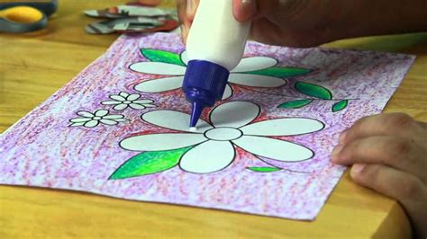 crafts videos newspaper flowers and craft