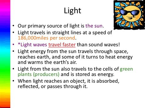 Which Is Faster Sound Or Light by Light