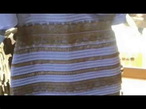 Baju Biru Hitam Emas Putih penjelasan ilmiah kontroversi warna baju biru hitam vs putih emas