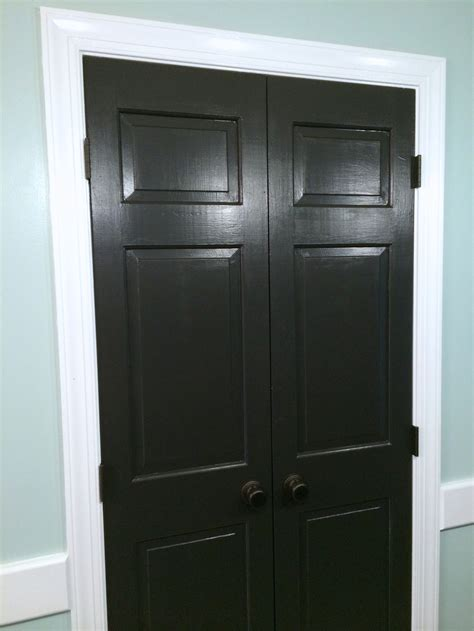 Black Interior Door by Black Interior Doors For And Stronger Home Design