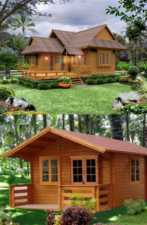 desain rumah orang amerika beberapa model rumah kayu modern desain rumah minimalis