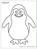 penguin printable templates amp coloring pages firstpalette