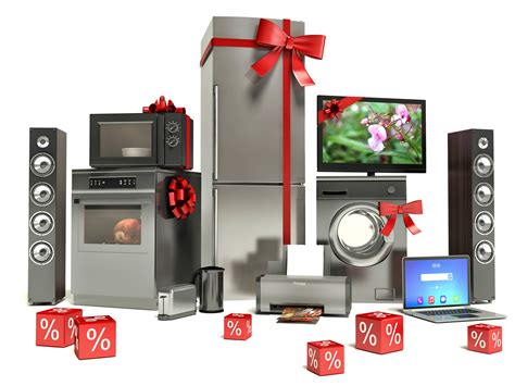 how to choose suitable home appliances by shopping
