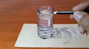 how to make a trick 3d illusion on paper cup of