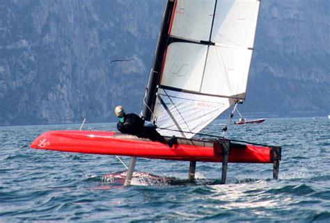 catamaran with hydrofoil file ifly15 hydrofoil catamaran by catamaran europe