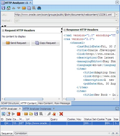 oracle xmlelement tutorial oracle jdeveloper 11g release 2 tutorials using a url