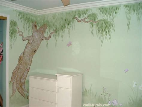 tree of wall mural tree wall murals 50 painted tree wall mural exles