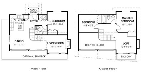 simple modern house floor plans house plans northwynd 3 linwood custom homes