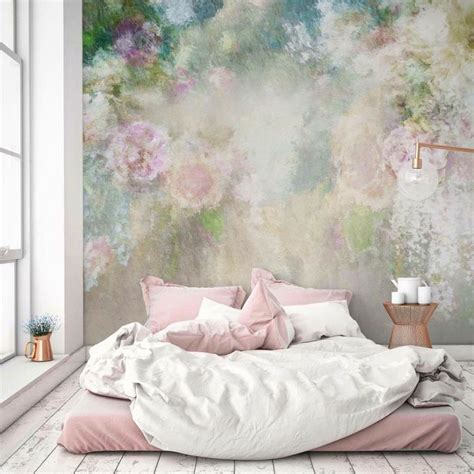 bed wallpaper best 25 floral wallpapers ideas on pinterest floral