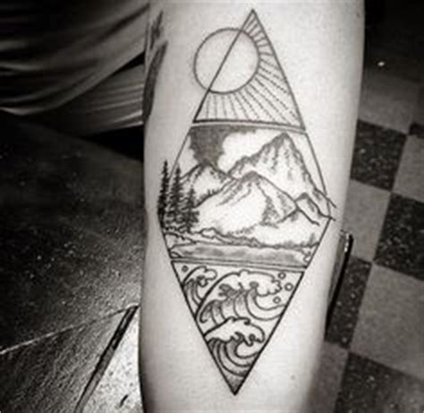 christian tattoo artist in jacksonville florida mountains and waves tattoo by kevin joseph at east coast