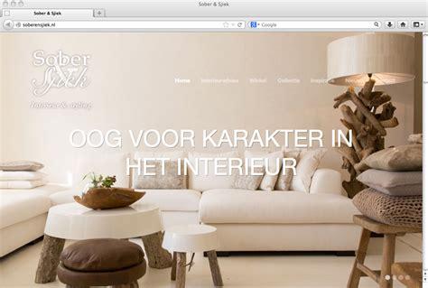 Home Interiors Online Burocreatie Nl 187 Responsive Website Sober Amp Sjiek