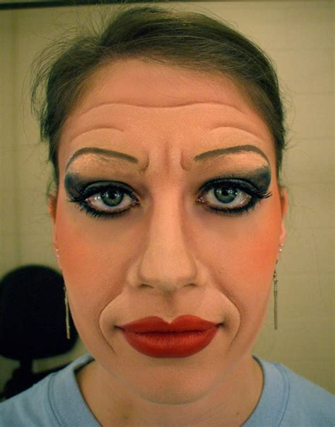 theatrical makeup design makeup stage style guru fashion glitz style