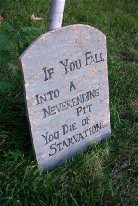 funny gravestone quotes for halloween