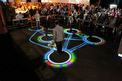 Does Acd Show Up On Background Check Digital Interactive Floor Projection Connections Event Scenography