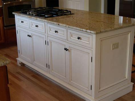 kitchen center island cabinets glazed kitchen cabinets custom built center island