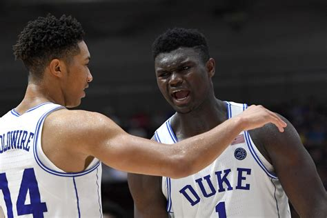 zion williamson has been dragged into the fbi trial what