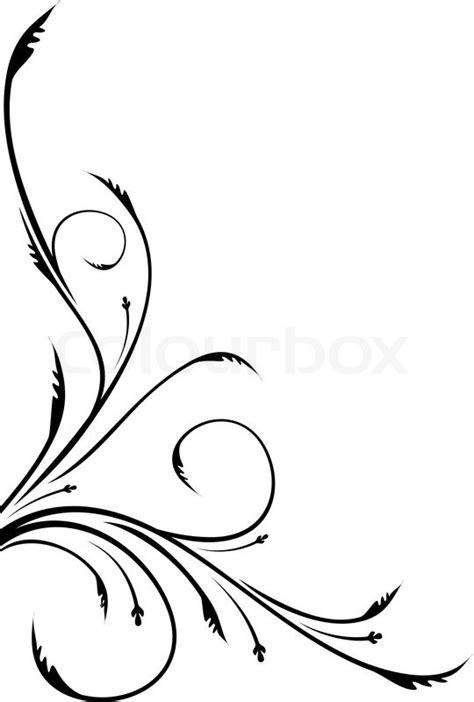 stift muster kunstvoll vektorgrafik colourbox