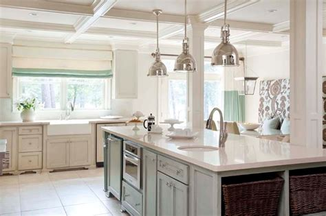 Coastal Kitchen Cabinets Coastal Kitchen