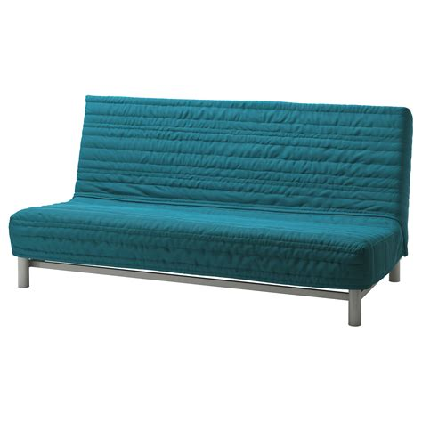 turquoise couch cover beddinge three seat sofa bed cover knisa turquoise ikea