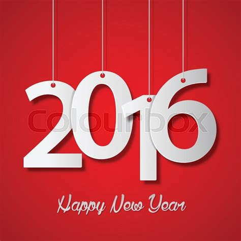 new year greeting card design 2016 happy new year 2016 creative greeting card design on