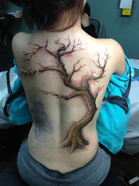 back tree tattoos tree tattoos designs ideas and meaning tattoos for you