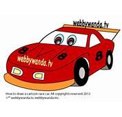 Free Cartoon Race Car Download Clip Art