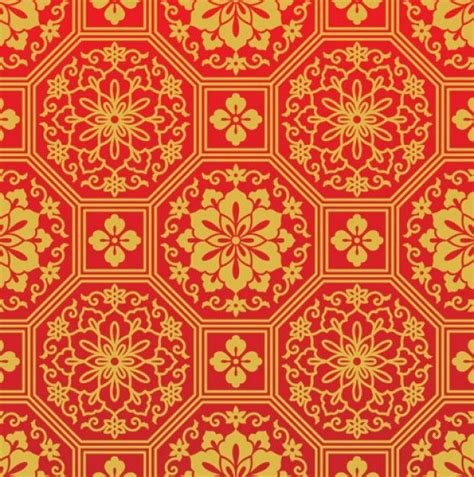 pattern and motif searches red chinese pattern chinese red patterns or motif free