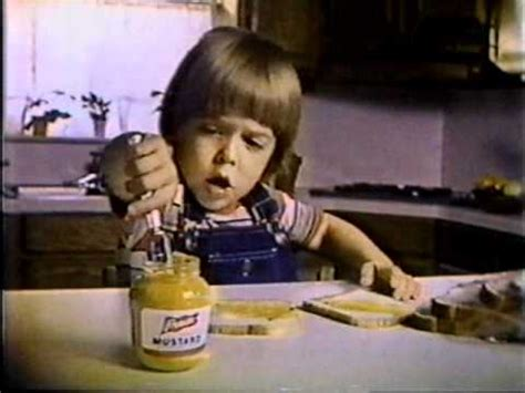 current toyota commercials frenchs mustard commercial 1980