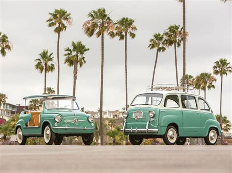 Green For Sale This Adorable Mint Green Fiat Twinset Is For Sale