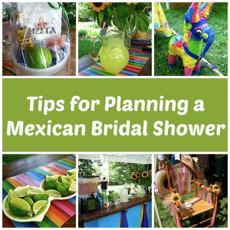 Mexican Themed Bridal Shower by 25 Best Ideas About Mexican Bridal Showers On